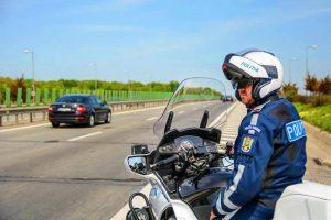 Razie în judeţ a poliţiştilor de la Rutieră! Zeci de şoferi au devenit pietoni