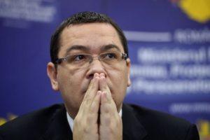 Ponta: Dragnea are toată puterea