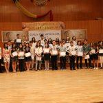Premierea olimpicilor județului Timiș