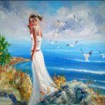 Vernisaj expoziţie de pictură semnată Sebastian Alexa