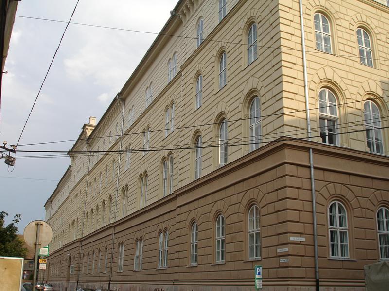 O grefieră de la Tribunalul Timiș are COVID-19