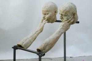 Baroque||Urban aduce uimitoarele sculpturi ale artistului Virgilius Moldovan