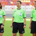 Premieră la Supercupa României la fotbal. Două femei vor fi arbitri asistenți