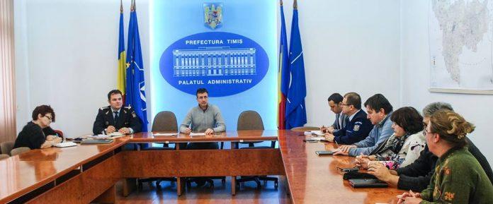 Măsuri luate de Comitetul pentru Situații de Urgență Timiș în privința caniculei