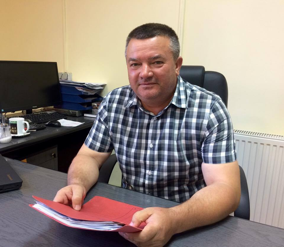Primarul Viorel Mărcuți, la ora bilanțului