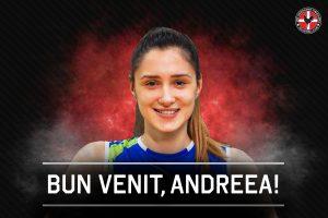 Primul transfer pentru UVT Agroland Timișoara: Andreea Petra. Alte două jucătoare, în tratative