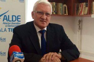 Nicolae Istrat a devenit membru PSD Timiș