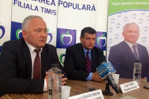 PMP Timiș rămâne unul dintre forțele politice credibile ale României