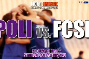 Poli Timișoara a scos, AZI, la vânzare biletele pentru meciul cu FCSB