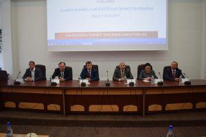 Alianța Română a Universităților Tehnice transmite un nou mesaj Ministerului Educației Naționale