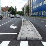 (FOTO) Strada Jiul, deschisă traficului pe patru benzi. Urmează pasajul…