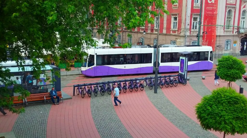 Tramvaiele de pe liniile 1, 8 și 9 vor circula deviat