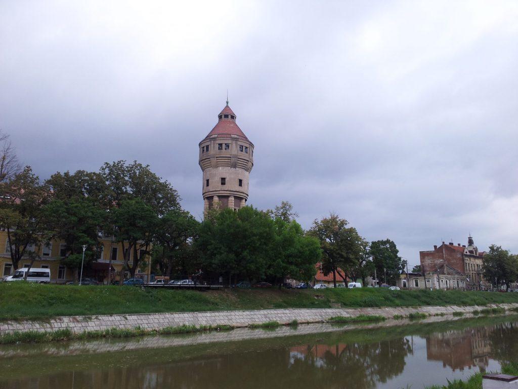 Premiu în bani pentru firma care face documentaţia de renovare a Turnului de Apă din Iosefin