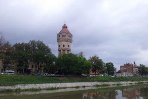 Când se va transforma Turnul de Apă din Iosefin în centru cultural