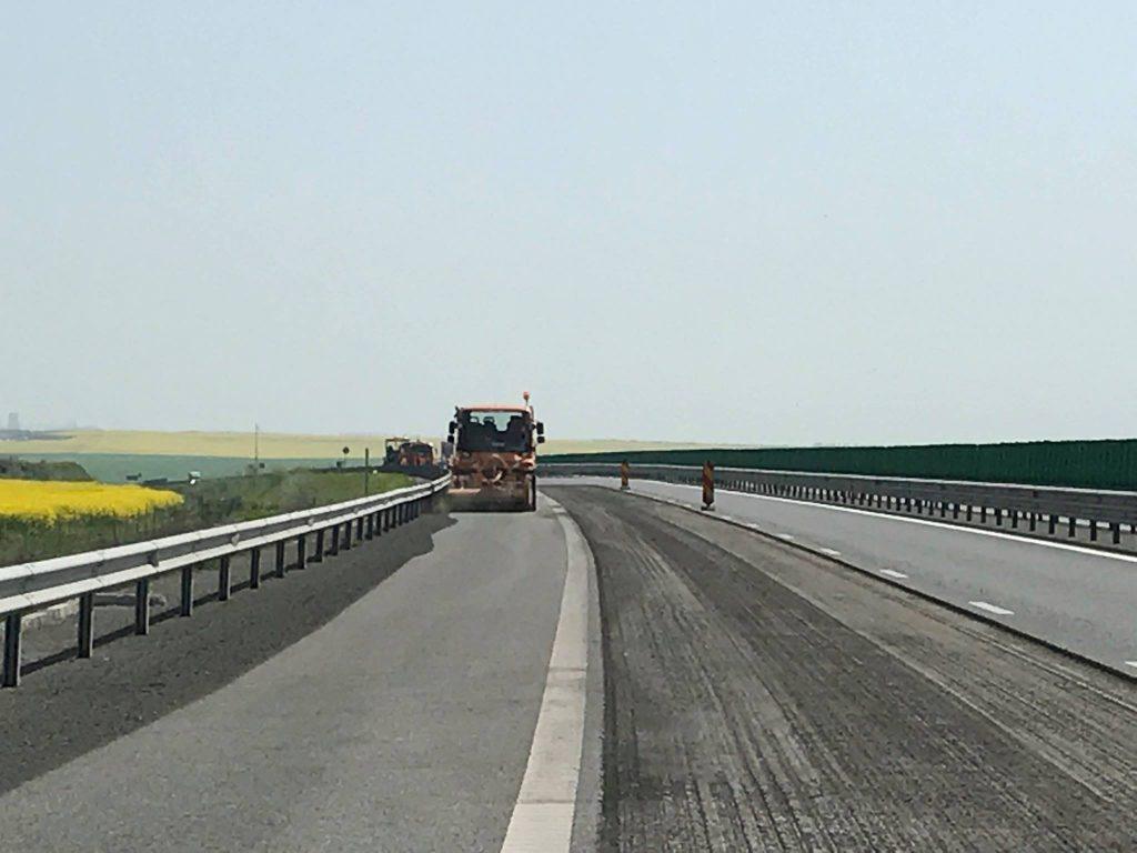 ATENŢIE şoferi! Autostradă ÎNCHISĂ în Vestul ţării. Află când poţi circula din nou pe ea