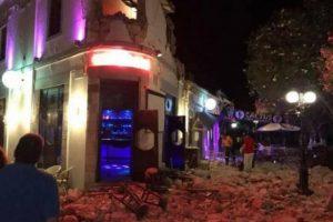 Cutremur puternic în Marea Egee. Locații turistice din Grecia și Turcia, lovite de tsunami