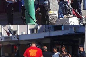 Hoață de buzunare prinsă de polițiști în Gara de Nord din Timișoara. Ce sumă avea la ea