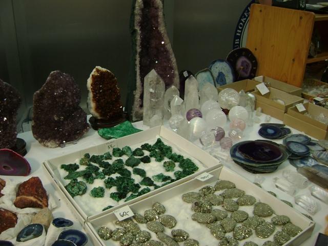 S-a deschis Mineral Expo