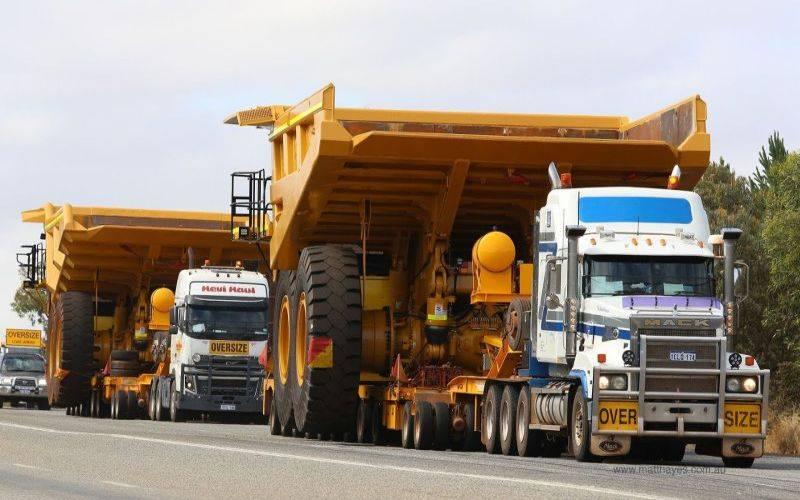 Atenţie, şoferi! Transport agabaritic pe ruta Moravița – Dumbrăvița