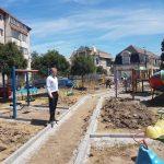 FOTO. Primăria Timișoara nu se JOACĂ! Încă trei locuri destinate copiilor, în curs de reabilitare