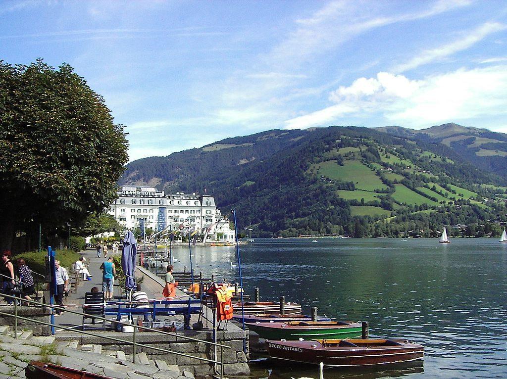 ADVERTORIAL. Zell am See – Austria, tărâmul fericirii