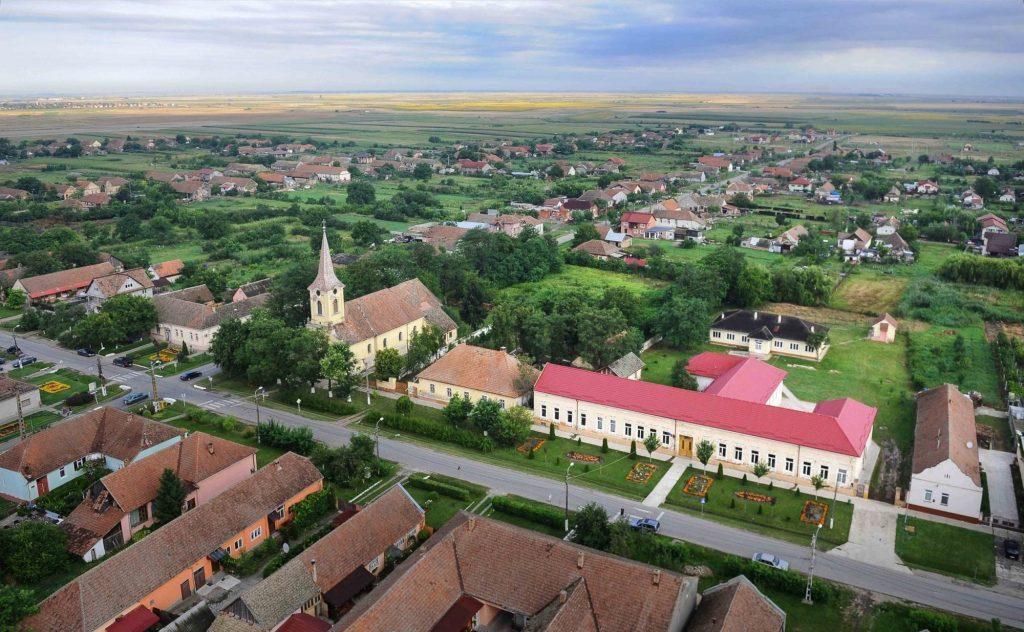 O biserică-monument istoric din Dudeștii Noi va fi reabilitată cu bani de la UE