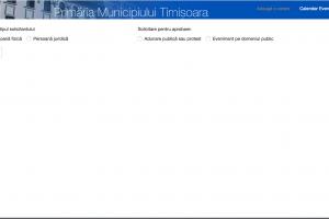 Cererile pentru Comisia de Ordine Publică se depun şi online