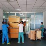 Mobilier nou la două spitale din Timișoara. Ce acțiune a demarat Clubul Rotary Buziaș