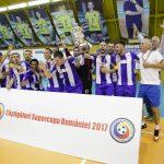 Informatica Timișoara a câștigat Supercupa României la futsal