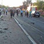 Grav accident în Bocşa! A fost declanşat planul roşu de intervenţie