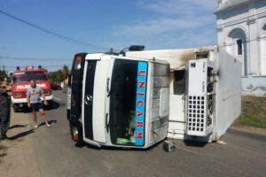 Accident la Variaş