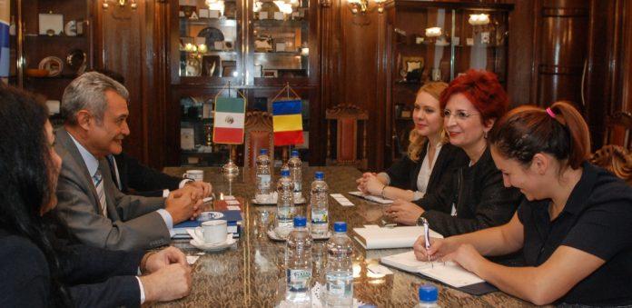 Agenții economici pot participa la o misiune economică în Mexic