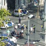 Atentat în Barcelona. Un mort și zeci de răniți după ce o dubă a intrat în mulțime