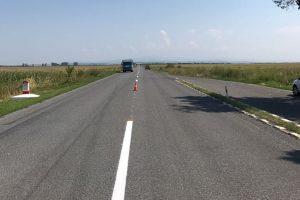 Restricții de circulație în vestul țării
