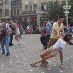 Flashmob Internaţional de West Coast Swing în Timişoara