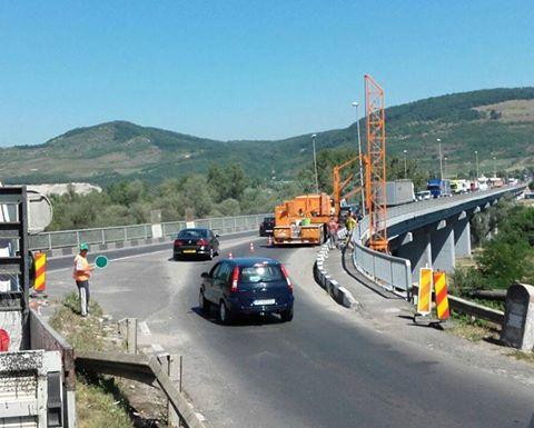 Lucrări în zona Şoimuş. Cum vor circula șoferii