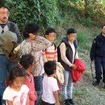 Egiptean reținut pentru călăuzirea a 11 migranți