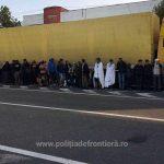 32 de irakieni, depistaţi la frontiera cu Serbia