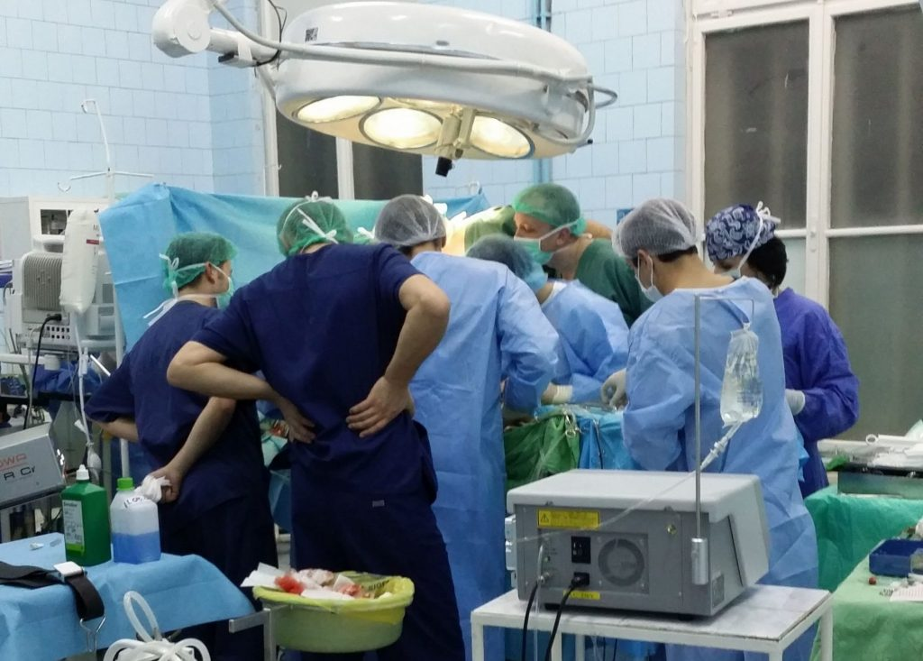 Vieţi salvate în urma unei tragedii. Organele unei tinere de 20 de ani au ajuns la Viena, Cluj şi Bucureşti
