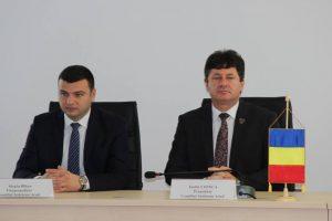 Bugetul Consiliului Judeţean a fost votat: dezvoltarea continuă din fondurile europene