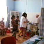 """O sută de copii din Satchinez, vaccinați în cadrul campaniei """"Stop rujeolei!"""""""