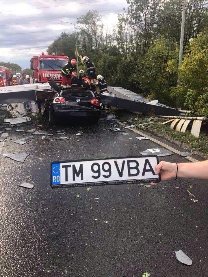 Furtuna a făcut ravagii în Timișoara. Cinci oameni au murit și 27 sunt răniți