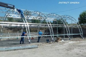 DRDP Timişoara construiește depozite modulare de sare în vestul țării