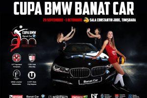 Pasionații de volei, așteptați la Cupa BMW Banat Car Timișoara. Vezi programul!
