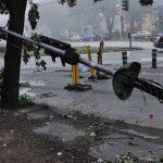 Strigător la cer! Încă mai sunt zeci de străzi fără curent în Timişoara, după furtuna de duminică