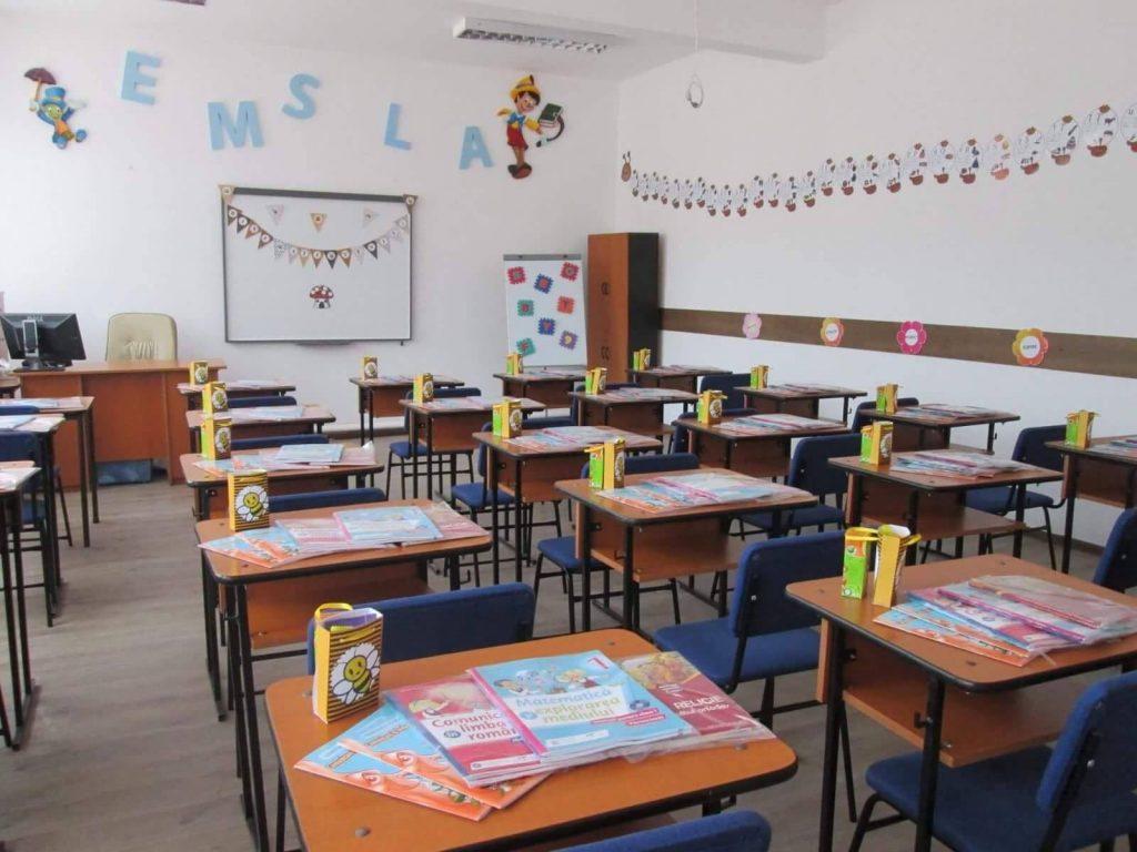 Școlile din Timișoara sunt pregătite pentru reluarea cursurilor cu prezența tuturor elevilor