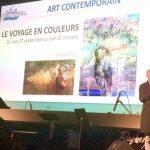 Un artist timișorean deschide sezonul la Pôle Culturel de Drusenheim în Franța