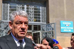 Mihai Tudose, primele declarații după ce și-a dat demisia: Plec cu fruntea sus