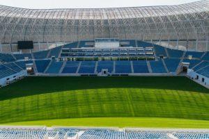 Foto: Noul stadion din Craiova e gata. Pe când și la Timișoara?