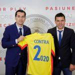 Video: Timișoreanul Cosmin Contra este, oficial, selecționerul echipei naționale de fotbal a României